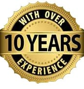 10 years experience in concrete cutting